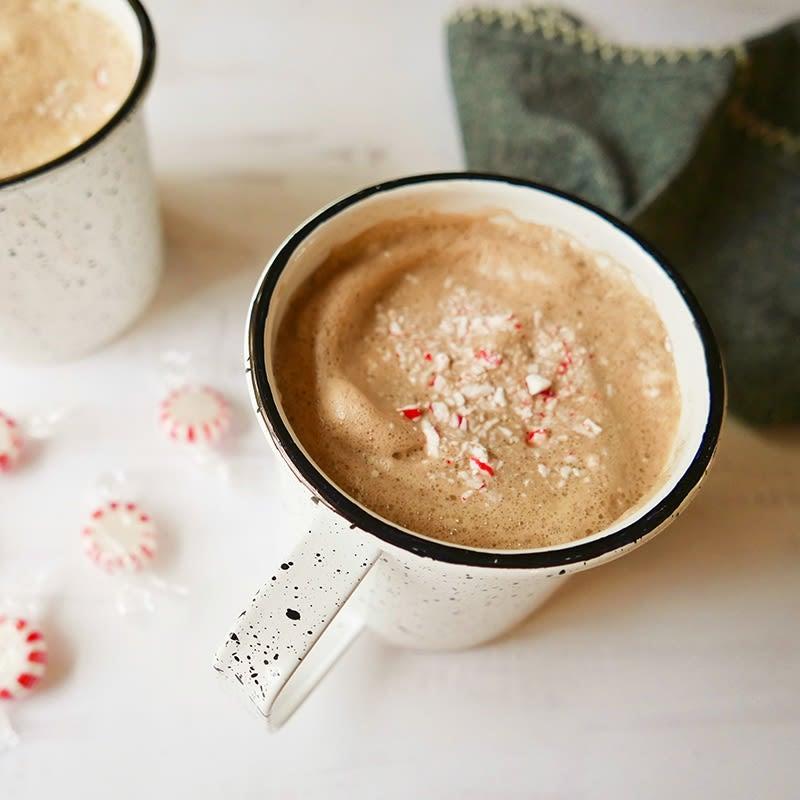 Foto av Polka- och chokladlatte från WW ViktVäktarna