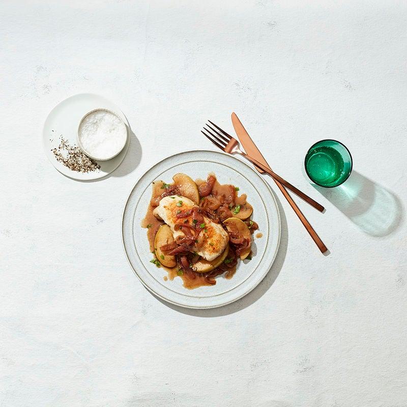 Foto av Äpplestekt kyckling från WW ViktVäktarna