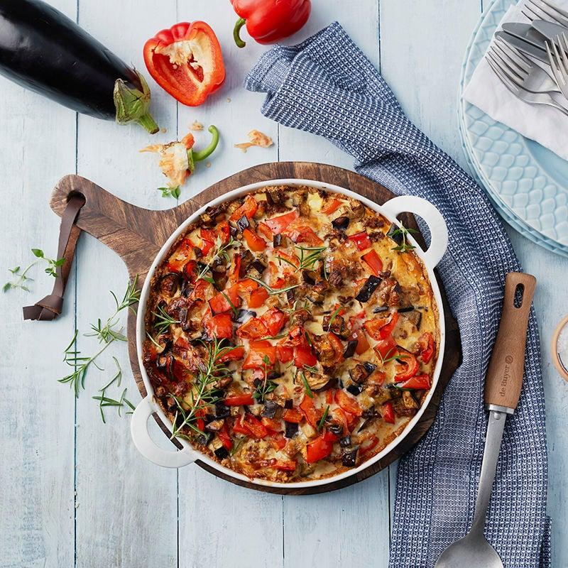 Foto av Köttfärspaj med medelhavsgrönsaker från WW ViktVäktarna